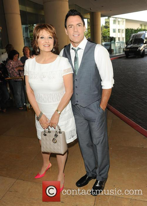 Cristina Ferrare and Mark Steines 5