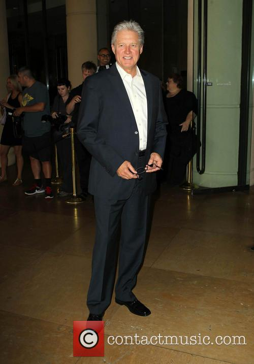 Bruce Boxleitner, Beverly Hilton Hotel