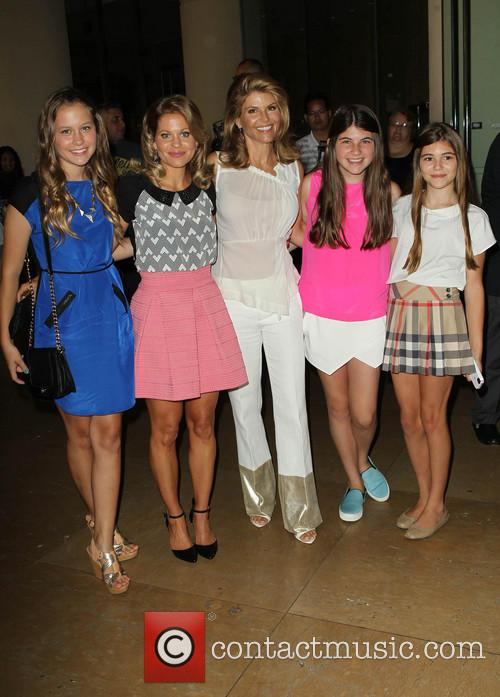 Candace Cameron Bure, Lori Loughlin and And Kids 8