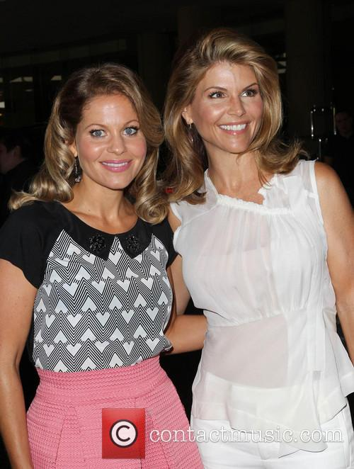 Candace Cameron Bure and Lori Loughlin 7