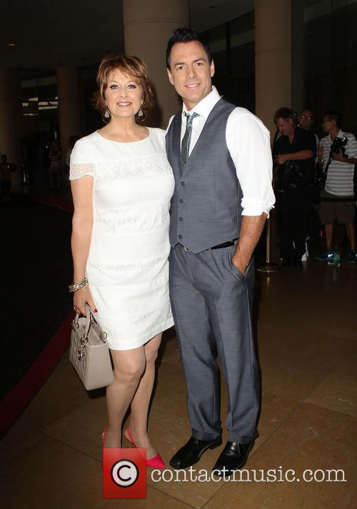 Cristina Ferrare and Mark Steines 6