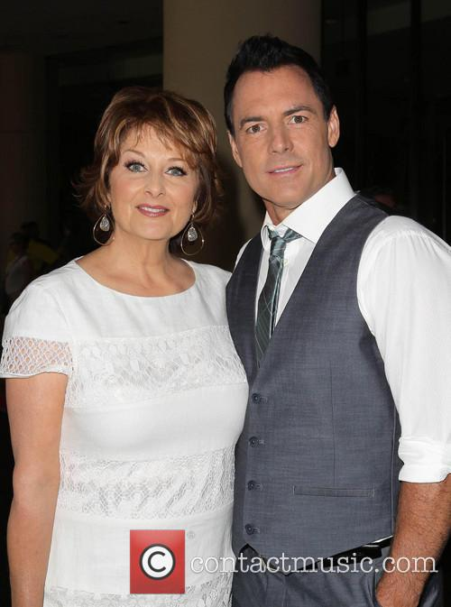 Cristina Ferrare and Mark Steines 8