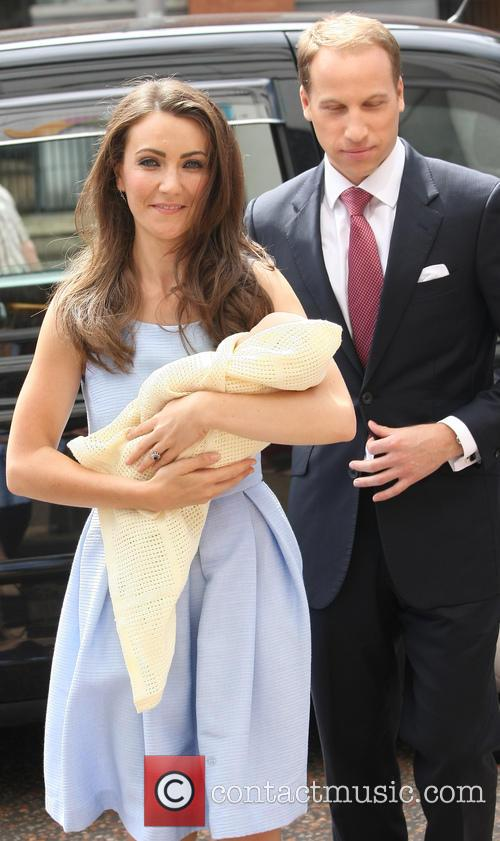 Kate Middleton, Cheslyn Hay, Simon Watkinson and Prince William 2