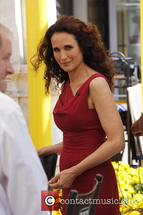 Andie MacDowell Extra