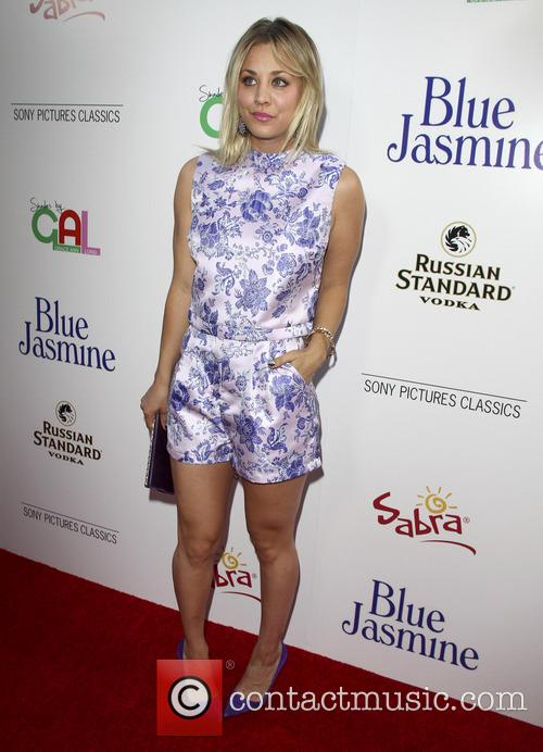 kaley cuoco new york premiere of blue 3780696