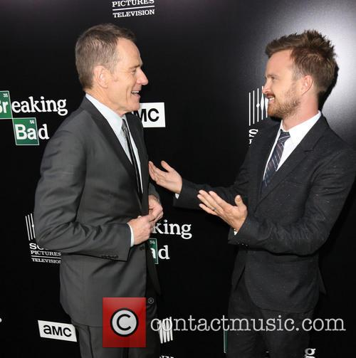 BRYAN CRANSTON and AARON PAUL 3