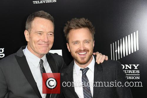 BRYAN CRANSTON and AARON PAUL 5