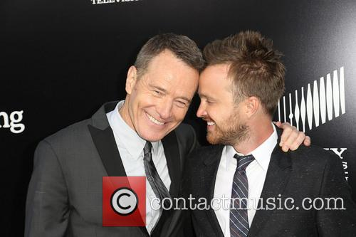 BRYAN CRANSTON and AARON PAUL 7