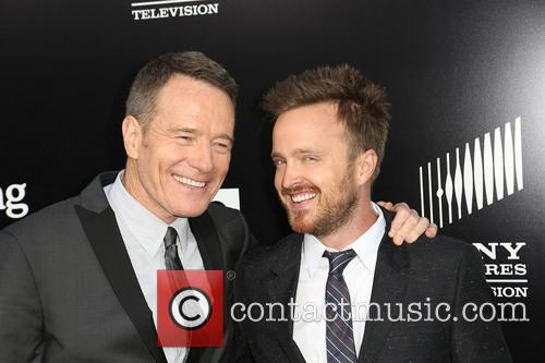 BRYAN CRANSTON and AARON PAUL 10