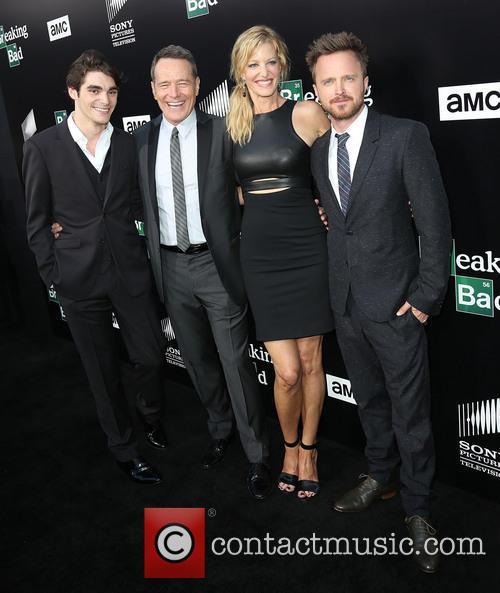Breaking Bad Cast, Sony Lot
