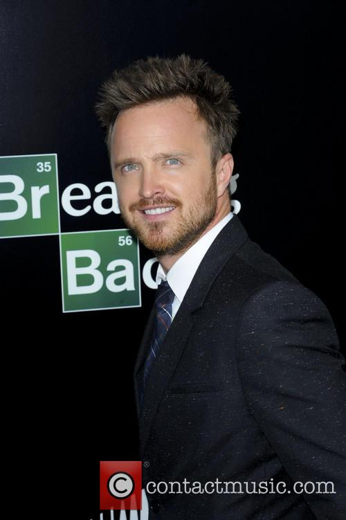 Aaron Paul, Breaking Bad Premiere