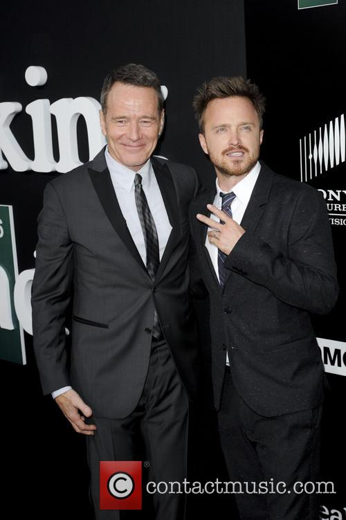 Bryan Cranston and Aaron Paul 4