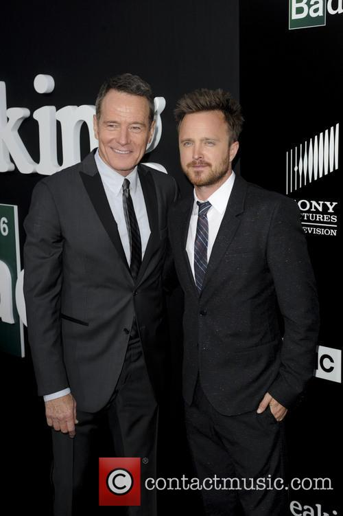 Bryan Cranston and Aaron Paul 11