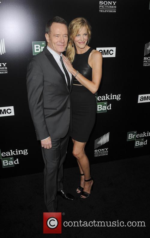 Bryan Cranston and Anna Gunn 6