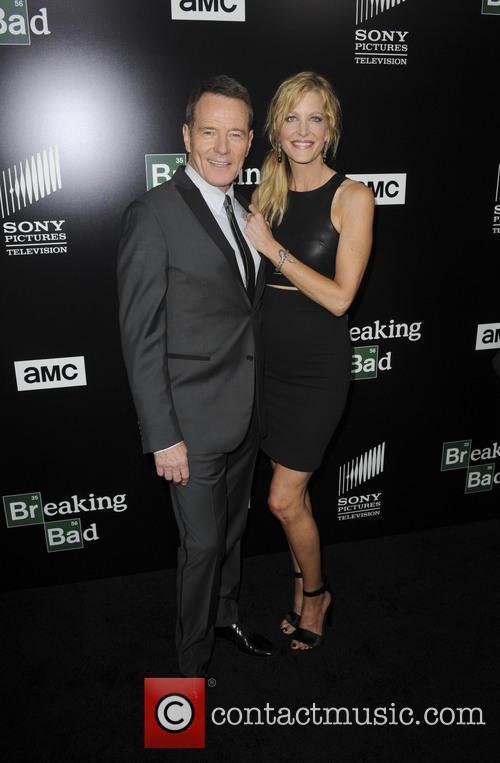 Bryan Cranston and Anna Gunn 7