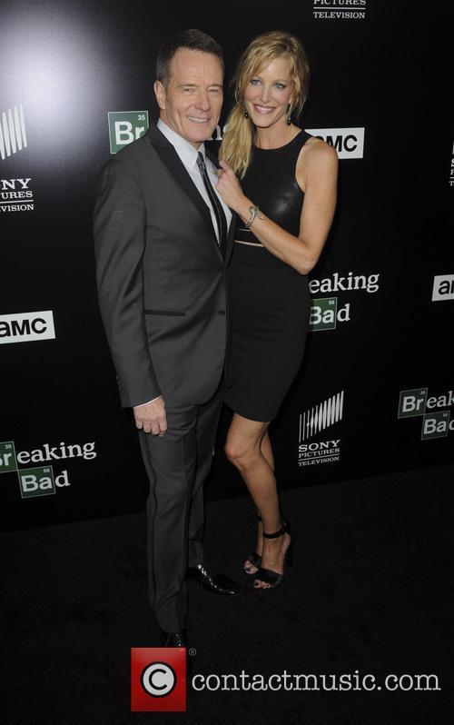 Bryan Cranston and Anna Gunn 8