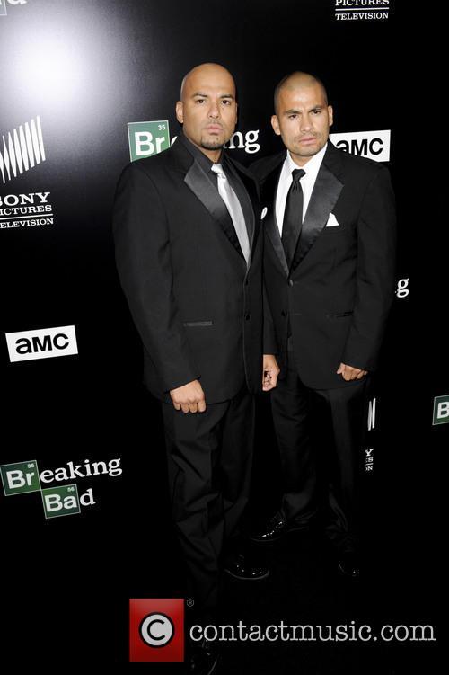 Luis Moncada and Daniel Moncada
