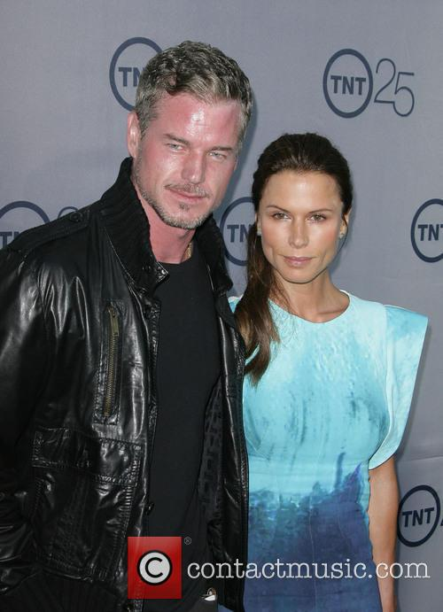 Eric Dane and Rhona Mitra 2