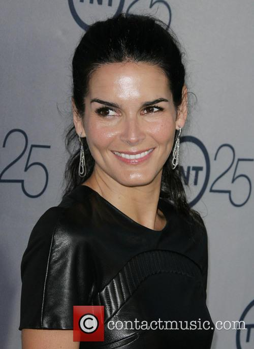 angie harmon tnt 25th anniversary party 3780379