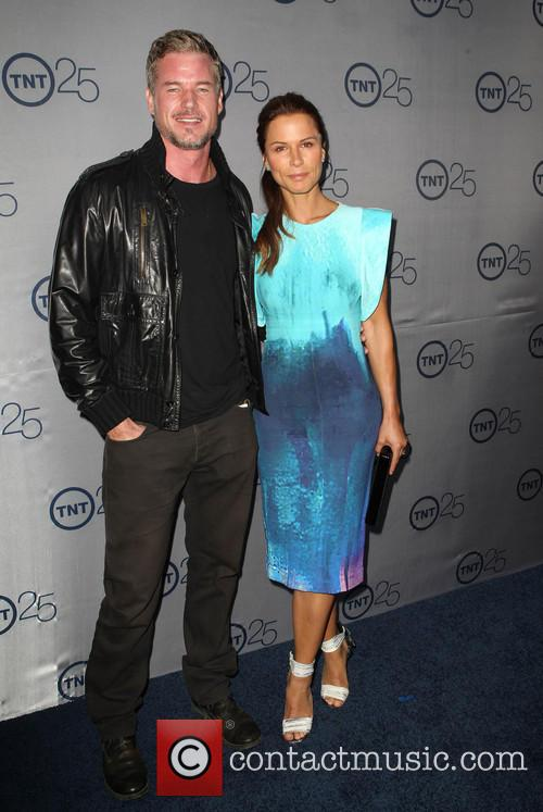 Eric Dane and Rhona Mitra 8