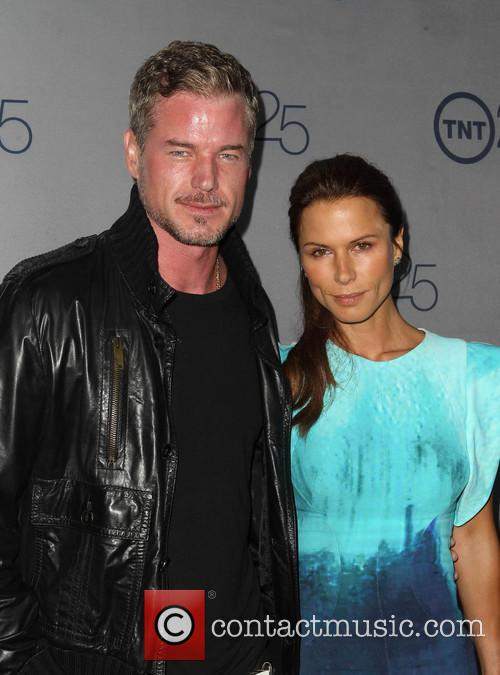 Eric Dane and Rhona Mitra 10