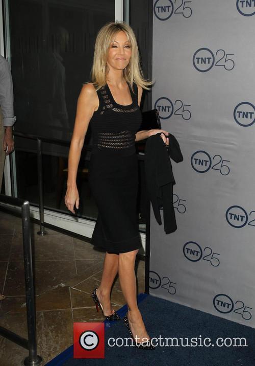 Heather Locklear, Beverly Hilton Hotel