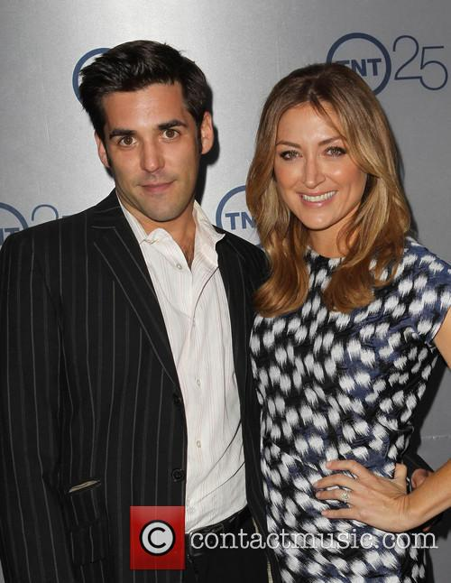 Jordan Bridges and Sasha Alexander