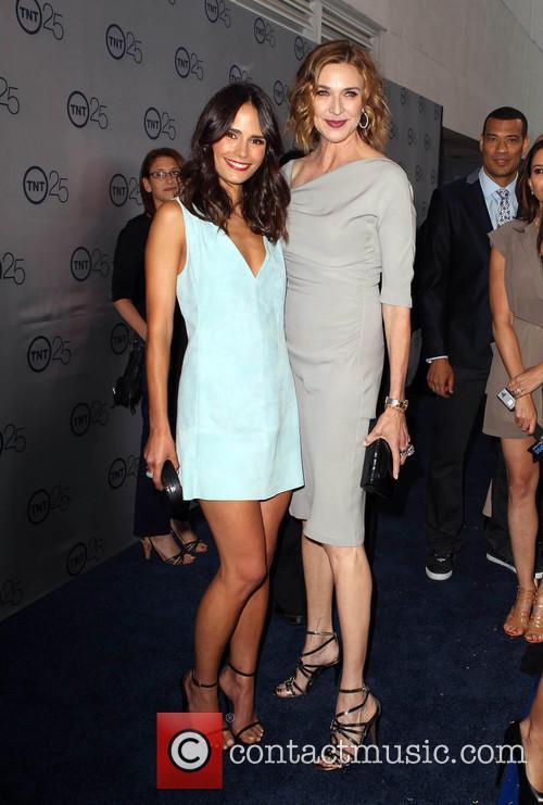 Jordana Brewster and Brenda Strong 4