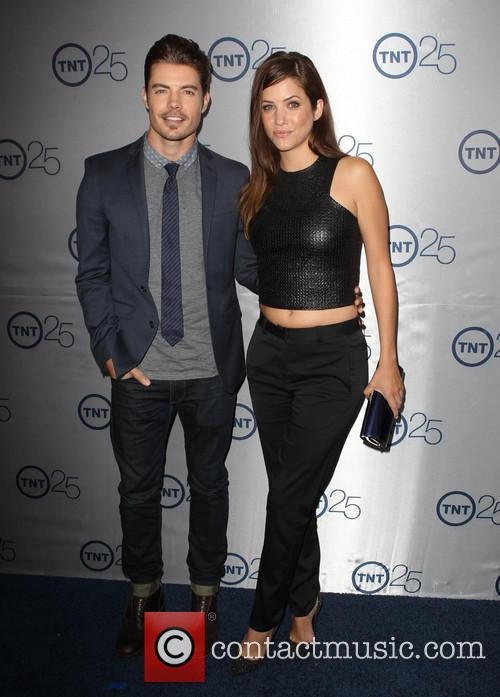 Julie Gonzalo and Josh Henderson 7