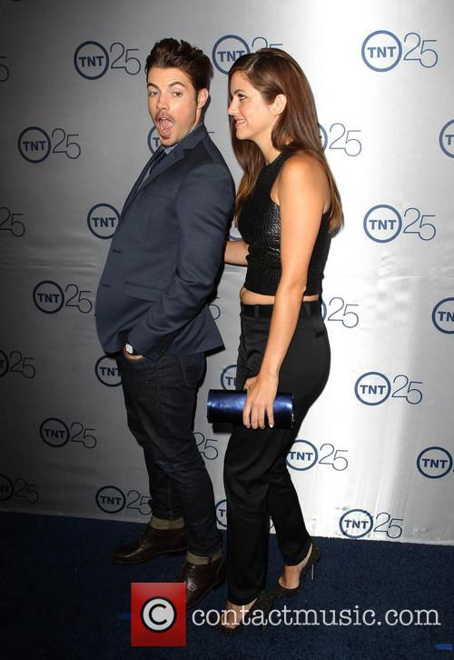 Josh Henderson and Julie Gonzalo 8