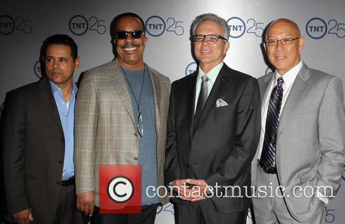 Raymond Cruz, Robert Gossett, Tony Denison and Michael Paul Chan 1