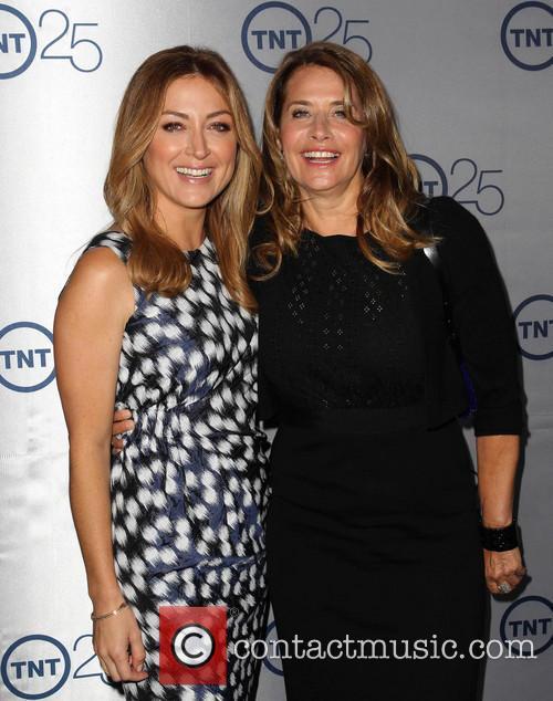 Sasha Alexander and Lorraine Bracco 7