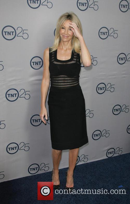 Heather Locklear, Beverly Hilton Hotel