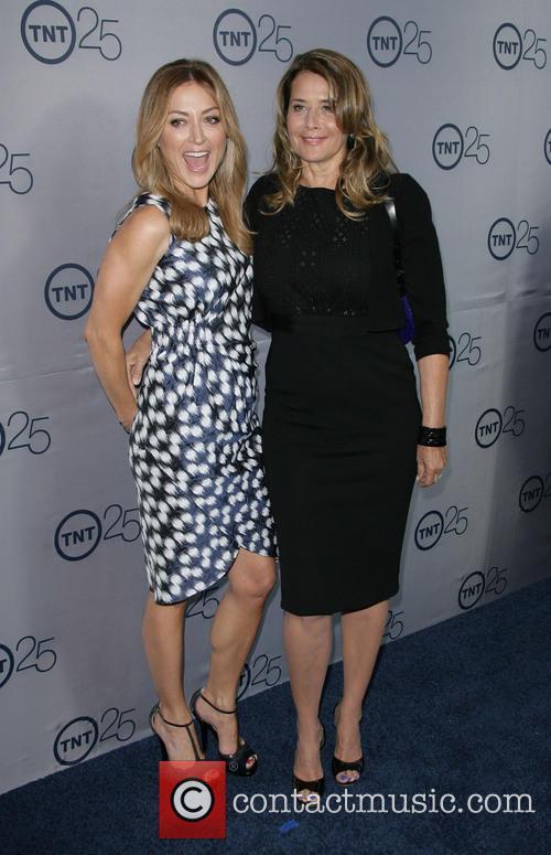 Sasha Alexander and Lorraine Bracco 10