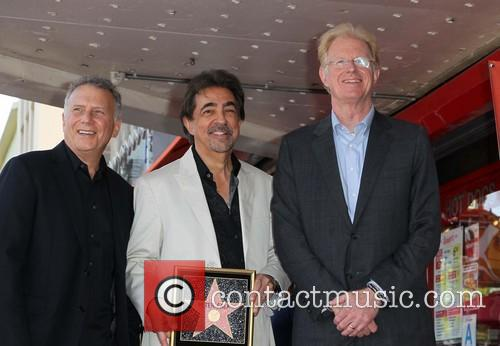 Paul Reiser, Joe Mantegna, Ed Begley and Jr 4