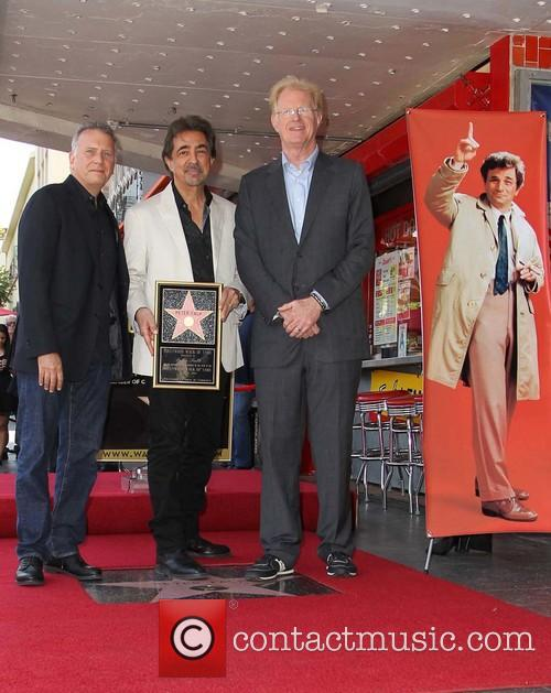 Paul Reiser, Joe Mantegna, Ed Begley and Jr 5