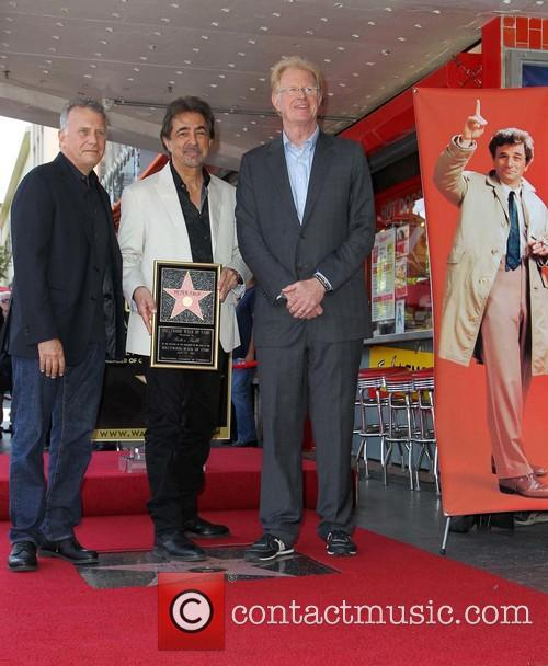 Paul Reiser, Joe Mantegna, Ed Begley and Jr 7