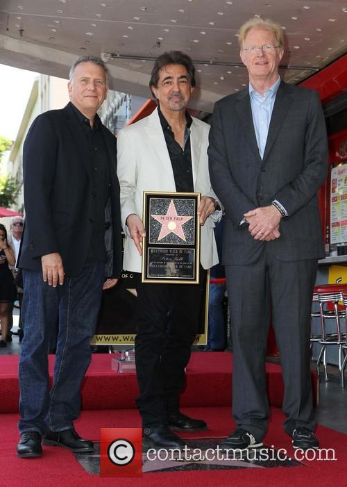 Paul Reiser, Joe Mantegna, Ed Begley and Jr 1