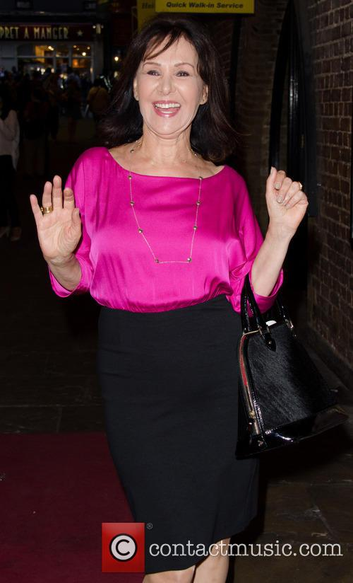 arlene phillips press night for wag the 3780393