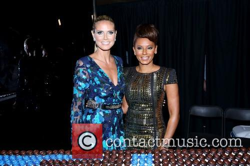 Heidi Klum, Mel B and Melanie Brown 4