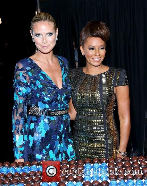 Heidi Klum, Mel B and Melanie Brown 6