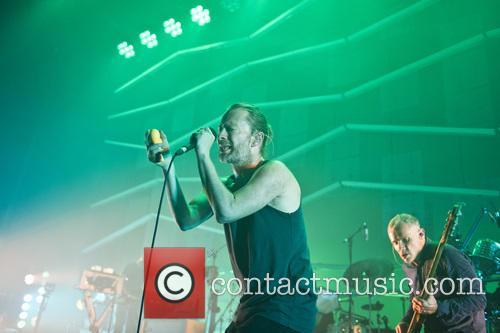 Thom Yorke and Flea 10