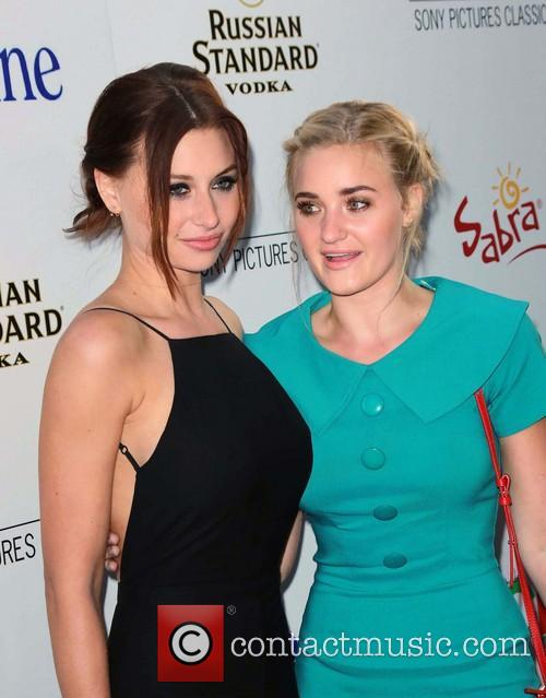Amanda Michalka and Aj Michalka