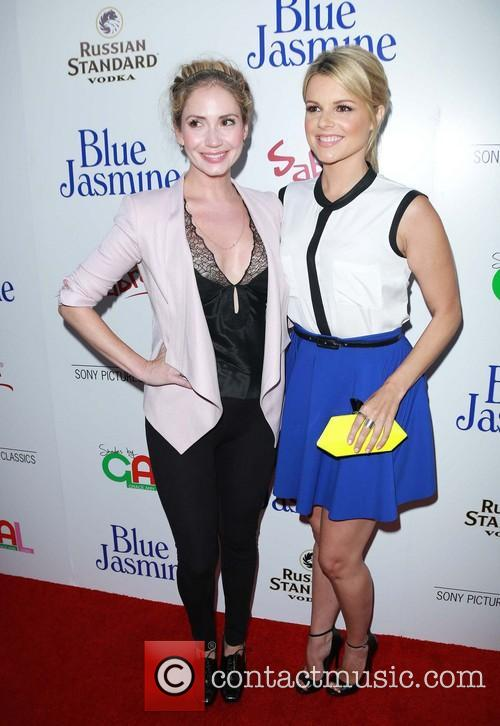 Ashley Jones and Ali Fedotowsky 1