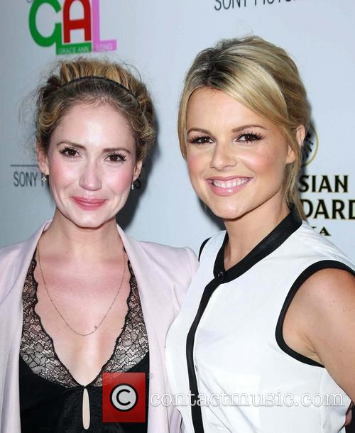 Ashley Jones and Ali Fedotowsky 4
