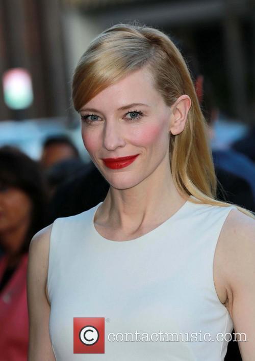 Cate Blanchett, Blue Jasmine Premiere