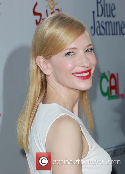 Cate Blanchett at the US premiere of 'Blue Jasmine'