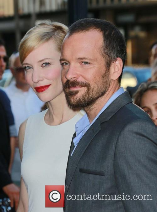 Cate Blanchett and Peter Sarsgaard 3
