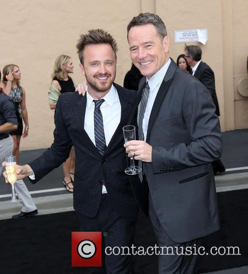 Bryan Cranston and Aaron Paul 6