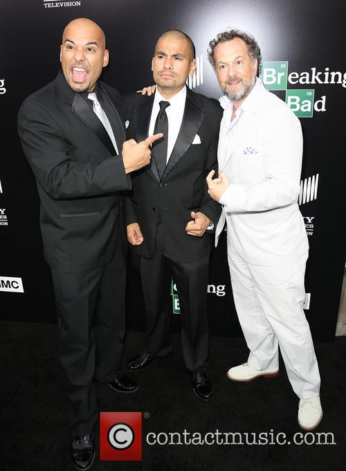 Luis Moncada, Daniel Moncada and David Costabile